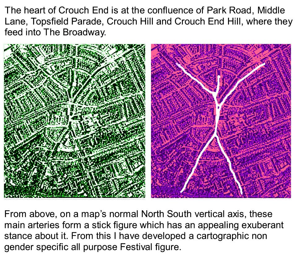 The Crouch End Giant by Alan Wolfson