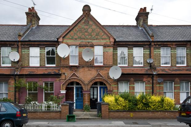 Satellite Dishes in a conservation area