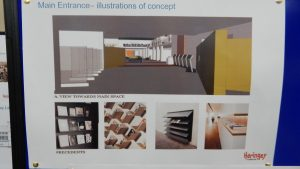 Main Entrance - concept