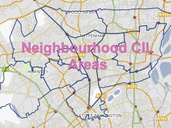 neighbourhood cil areas
