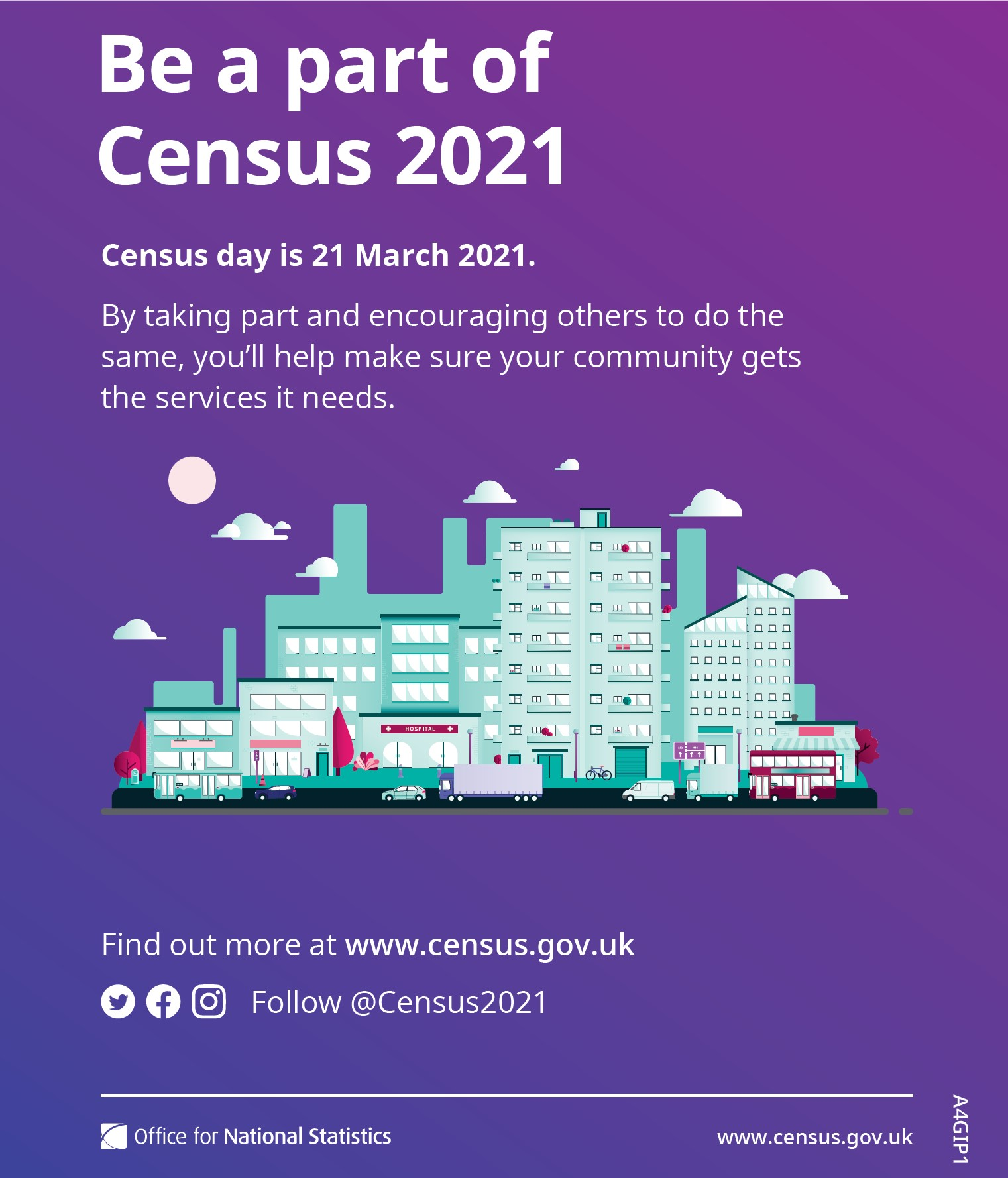 census poster 2021